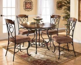iron kitchen table set