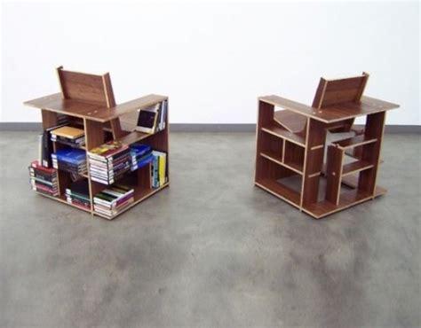 blueprints bookcase chair design