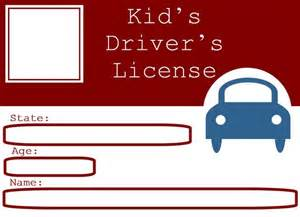 template drivers license blank driver s license template for who want to