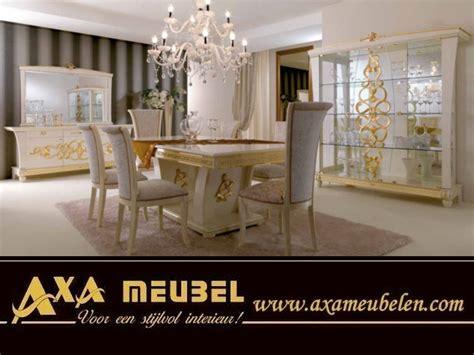 classic italienische hochglanz wohnzimmer set axa moebel nl