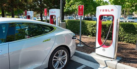 tesla charging stations tesla supercharger no more free electric car charging at