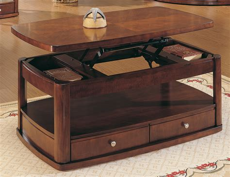 Lift Up Top Coffee Table Lift Top Coffee Table Ideas And Designs Designwalls