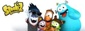 animated television spookiz thinking animation