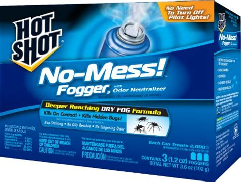 hot shot bed bug fogger does it work discount deals hot shot 21077 no mess insect fogger 3 count case pack of 1 shopping