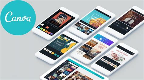 canva on android graphic design platform canva now has an android app