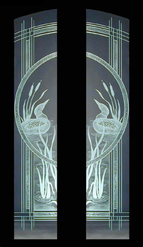 crystal glass studio architectural etched glass