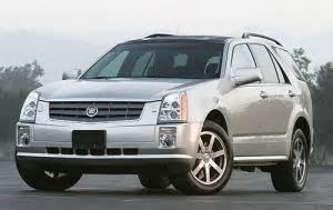 2004 Cadillac Srx Reliability Used 2006 Cadillac Srx Features Specs Edmunds
