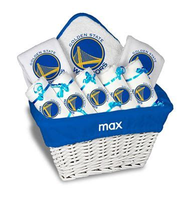 Gifts Designed For Mba Golden State Warriors by Personalized Golden State Warriors Large Gift Basket Mlb