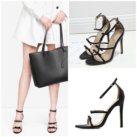 Sale Sepatu Boots Wedges Wanita Santai Pesta Bisa jual shh711 black sepatu pesta wanita 10 5cm grosirimpor