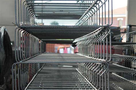 gabbie in ferro gabbie rettangolari in ferro per cemento armato