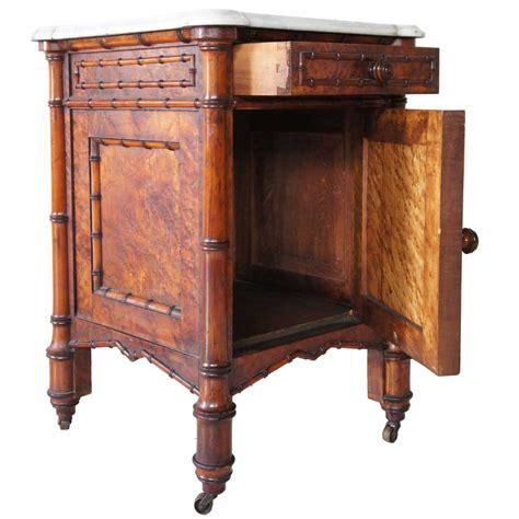 Antique Maple Bedroom Furniture Seven American R J Horner Birdseye Maple Faux Bamboo Bedroom Suite For Sale Antiques
