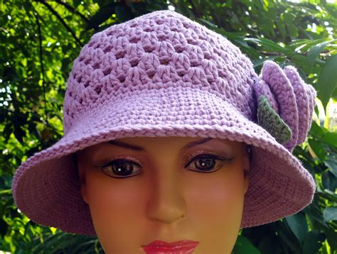 crochet hat stitch of pattern crochet hat for my