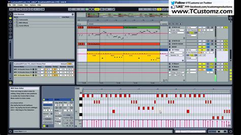 make drum pattern ableton actieve trader pro opties 171 binaire handel in opties voor