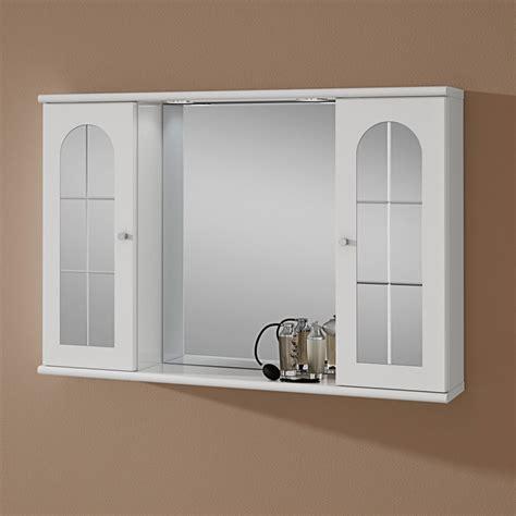specchiera bagno specchiera bagno contenitore con due ante a specchio