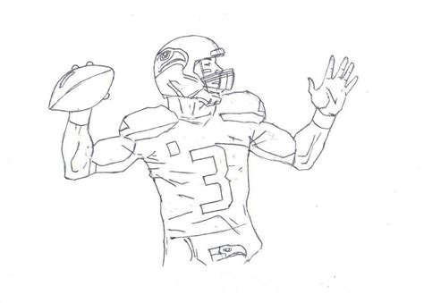 russell wilson seahawks coloring pages motorcycle review