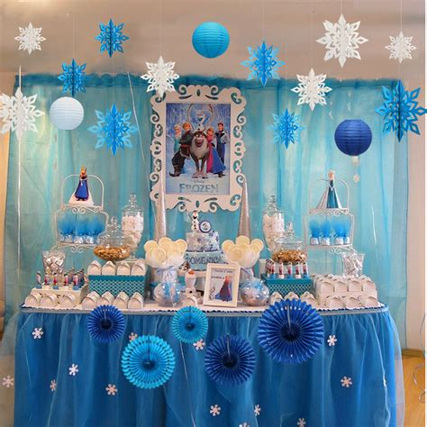 white snowflake garland  year lanterns ornaments christmas decoration sets supplies frozen