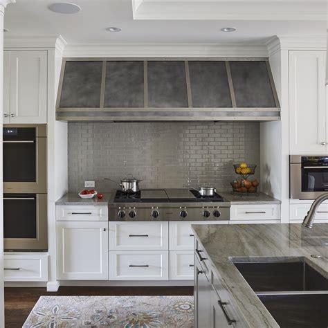 Zinc Range Hoods ? Custom Metal Home