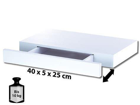 Schublade 50 X 50 by Carlo Wandregal Mit Versteckter Schublade 40 X 5 X
