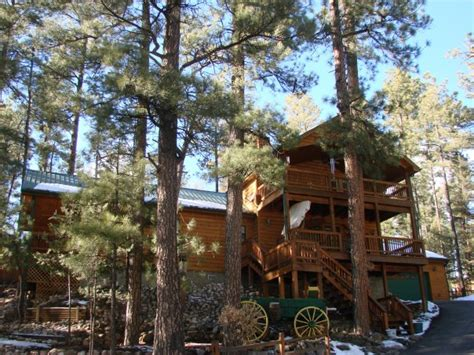 Story Book Cabins Ruidoso by 8 Awesome Rental Cabins In New Mexico