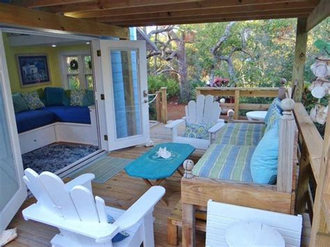 Tiny Beach Cottage With Two Lofts Signatour Tiny House