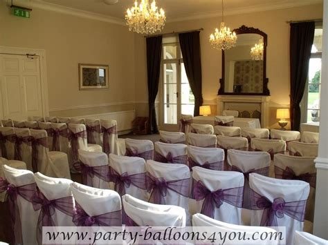 venues weve decorated balloons chair cover hire wedding party balloons 4 you wedding decorations at chewton place