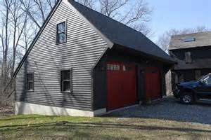 Saltbox Garage Plans Saltbox Garage How To Build Diy By