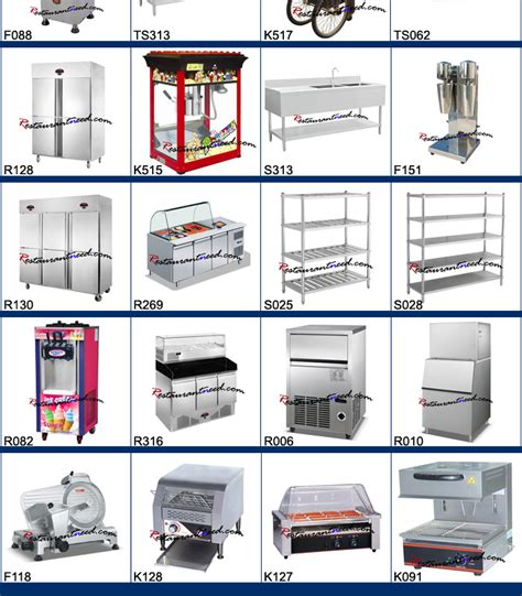 kitchen project fast food restaurant equipment buy
