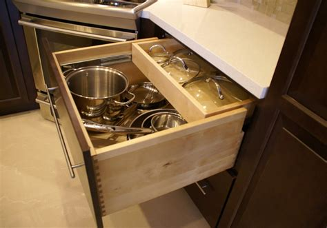 Counter Drawers Kitchen by Kitchen Cabinet Drawers Picture Randy Gregory Design