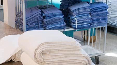 design of laundry in hospital trsa says c diff study of hospital laundry exaggerates