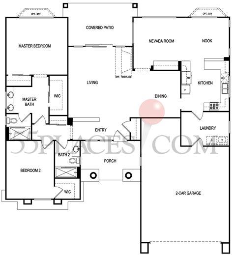sun city summerlin floor plans san marino floorplan 1637 sq ft sun city summerlin