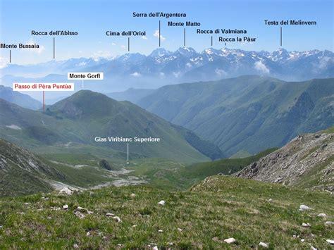 alpi marittime torino traversata della cima viribianc