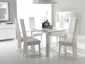 White Dining Room Furniture Contemporary Furniture For The Dining Room Modern Dining