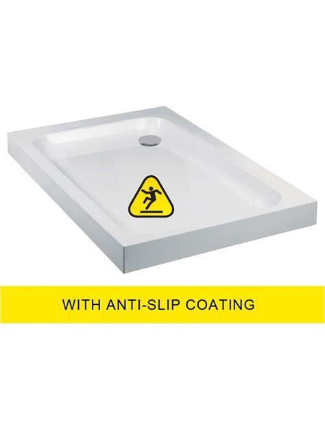 Anti Slip Shower Tray jt ultracast 1200x1000 rectangle shower tray anti slip