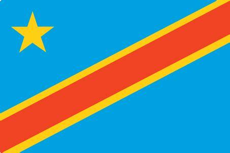 democratic republic of the congo flag description government