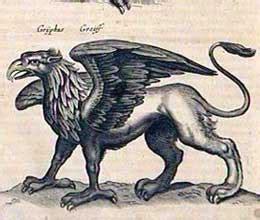 animal mitologico grifo supernatural world grifos e hipogrifos