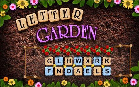 The Letter Garden la times letter garden