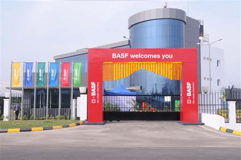 india mobile site basf inaugurates new mobile emission catalysts site in india