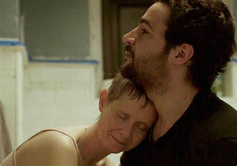christopher abbott cynthia nixon watch cynthia nixon and christopher abbott as mother and