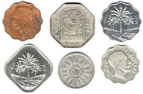 coins of iraq
