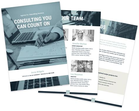 general consulting template closers rejoice we added 6 new free business