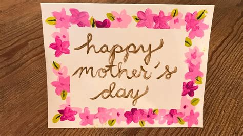 mothers day cards ideas www pixshark