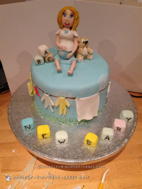 Coolest Baby Shower Cakes by Coolest Baby Shower Cake