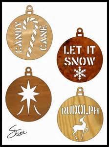 Scrollsaw workshop 12 christmas ornament scroll saw patterns