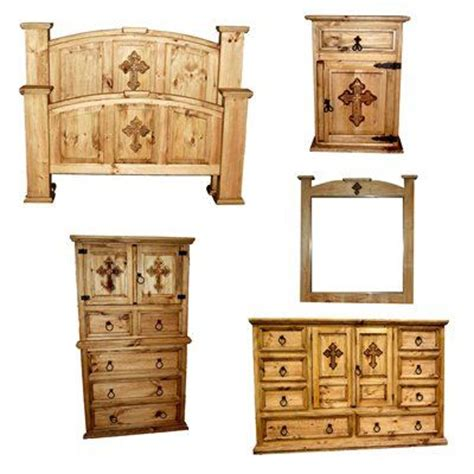 mansion bedroom furniture million dollar cross mansion cross bedroom set rustic