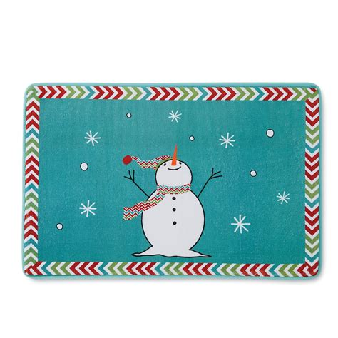 Snowman Rug snowman bath rug home bed bath bath bath towels rugs bath rugs mats