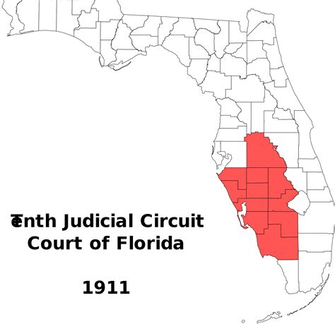 11th Judicial Circuit Search Tenth Judicial Circuit Court Of Florida