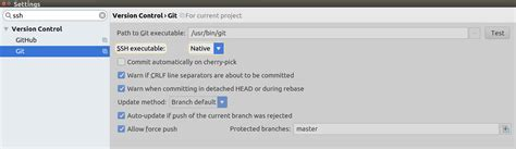 git tutorial intellij macos how do i connect intellij to github using ssh