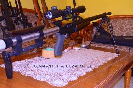 Bipod Afc By Blackraven produksi senapan angin pcp dan laras senapan merk cz