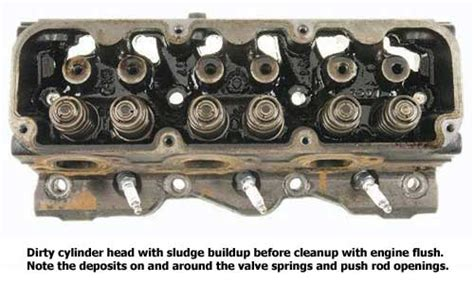 cleaning engine oil sludge  improve engine performance  protection