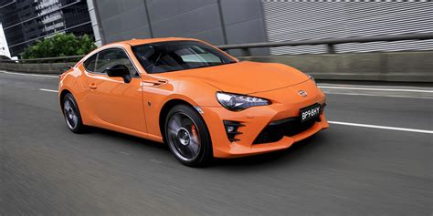 Toyota Edition 2017 Toyota 86 Limited Edition Arrives In Australia From